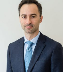 Dr Dmitri Popelyuk, Consultant Psychiatrist at Nightingale Hospital