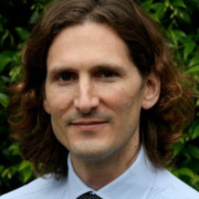 Dr Christopher Muller-Pollard, Consultant Psychiatrist