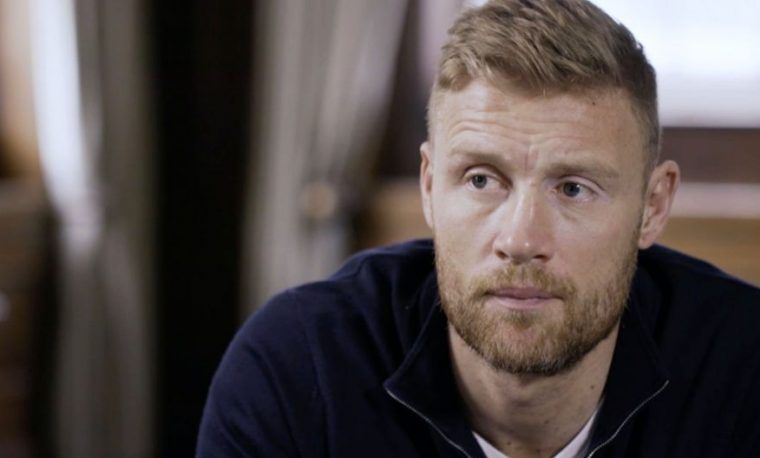 Freddie Flintoff discusses bulimia battle