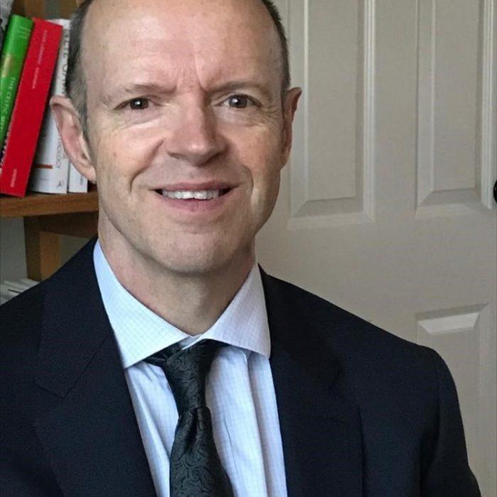 Dr Christopher McEvedy nightingale hospital