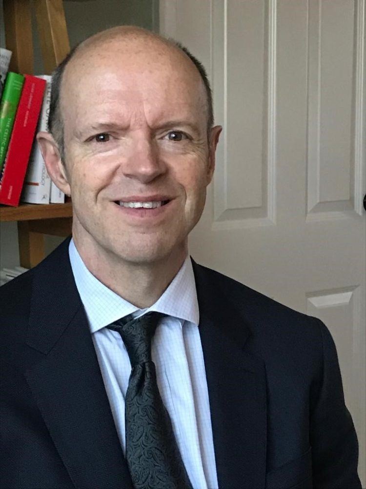 Dr Christopher McEvedy
