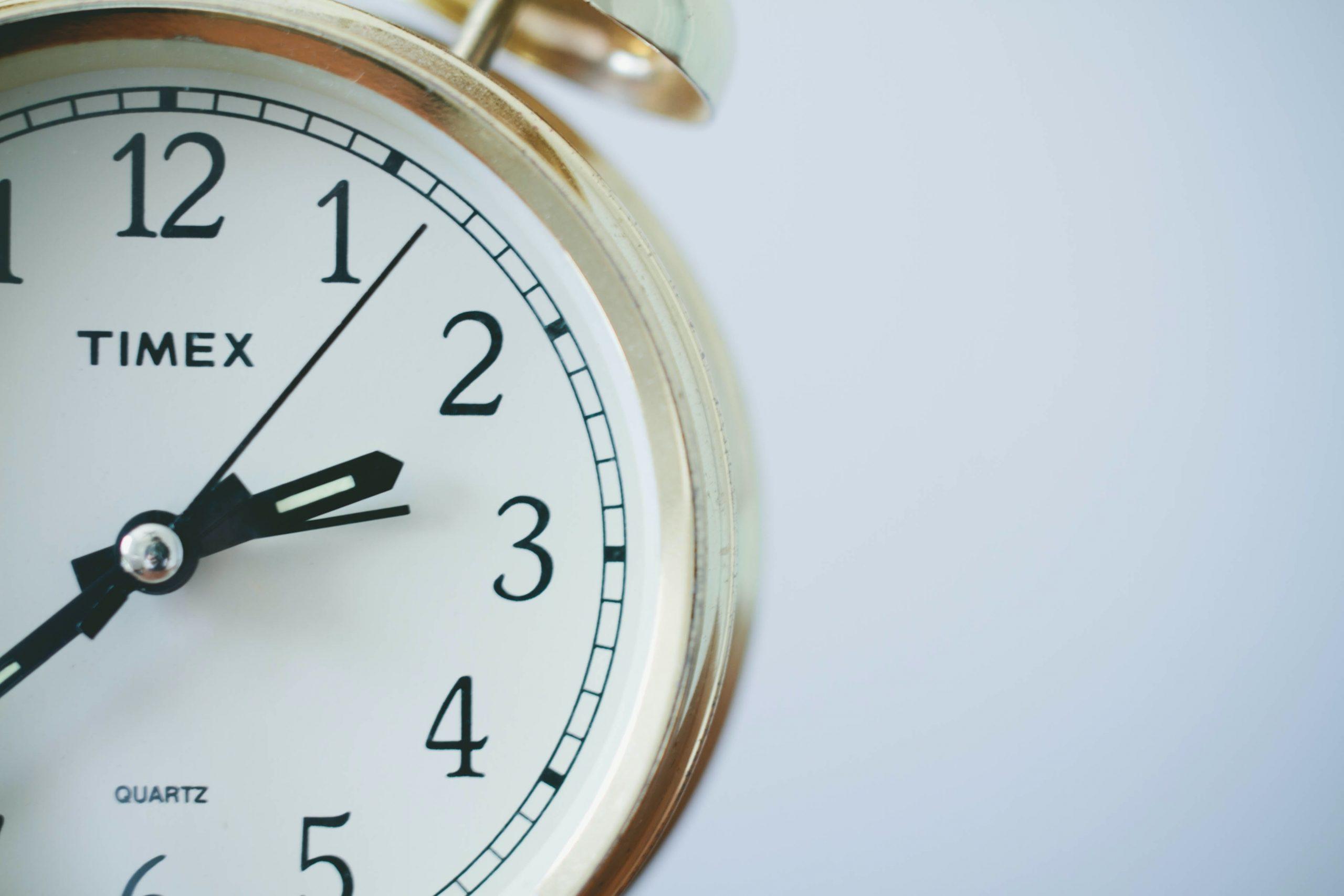 covid chronophobia fear of time nightingale hospital